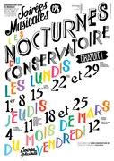 Nocturnes du Conservatoire