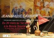 Exposition de Jean-Marie Cambier