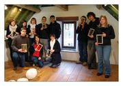 Atelier de recherches sur Montauban par les élèves de l'Institut de la Sainte-Famille de Virton