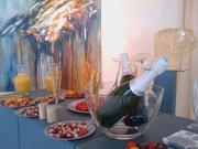 EXPOSITION personnelle ABSTRACTION LYRIQUE- Galerie Frank Picon - Paris 3ème