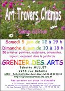 ART TRAVERS CHAMPS 5eme EDITION