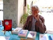 """Marcel Baraffe (Chloe des Lys) à """"Lire en mai"""" à Nyons (Provence)"""