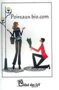 """"""" Poireaux bio.com """" de Violette Fleurette ( Chloe des Lys )"""
