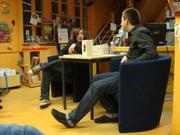 Florian Houdart (chloe des Lys) à la RTBF