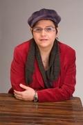"""Carine-Laure Desguin (Chloe des Lys) interviewée par """"Le Petit Belge"""""""