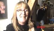 Kaïkan, alias Michèle Lenoir, est passée dans ACTU-tv
