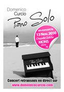 Piano Solo en Concert- retransmis  en direct via le web- Samedi 13 novembre 2010 à 20h30