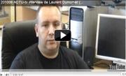 Laurent DumortierLe Boss de Chloe des Lys parle de sa maison d'édition.