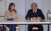 """Jacques De Paoliprésente 'Après tout"""" à Auvelais avec une lecture de Muriel Vigneron"""