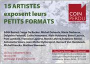 15 ARTISTES EXPOSENT LEURS PETITS FORMATS