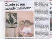 Carole Merlot (Chloe des Lys) expose ses photos au Setca de La Louvière