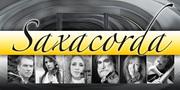 Saxacorda : concert privé ( comme dans votre salon )