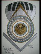 Masonic symbolism in fine art