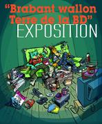 Exposition Terre de la BD Brabant wallon