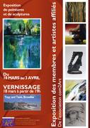 Exposition de Peintures et de Sculptures à Bruxelles