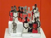 K. Casellas-Clerté à l'Exposition Internationales d'Estampes Contemporaines