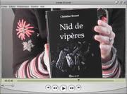 """""""Nid de vipères"""" de Christine Brunet, une lecture de Bob Boutique"""