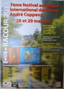 Festival artistique internatinal André Coppens 2011