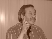 Alain Magerotte à la biblio de Molembeek