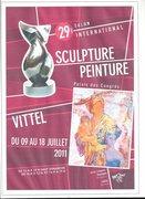29ème Salon International de Peinture et de Sculpture de VITTEL