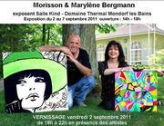"""Marylène Bergmann & Morisson  """" Rêve et Réalité """""""