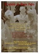 "Opéra pour marionnettes: ""El Retablo de Maese Dedro"" de M. de Falla"