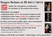 Stages  Scènes et fil2011/2012