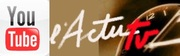 ACTU-tv de septembre sur la chaîne Youtube de Chloe des Lys