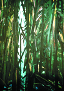 Jean-Pierre RANSONNET  « Ça peint les forêts »  Peintures 1989-2011