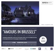 "Exposition "" Amours in Brussels"" par Olivier Lamboray"