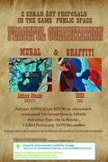 MURAL vs GRAFFITI (Mexico-USA)