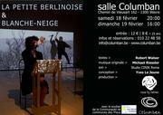 """""""La Petite Berlinoise et Blanche-Neige"""""""