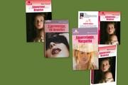 Dédicaces de mes trois romans parus aux Editions Amorosa