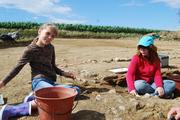 Stages d'archéologie en Condroz