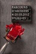 Parcours d'artistes 2012 à la Maison du Livre