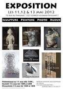 Exposition Sculpture, peinture, photographie et bijoux