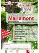 Journée sous les arbres de Mariemont
