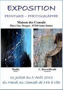 Exposition Peinture Photographie à la Maison des Consuls à Saint-Junien