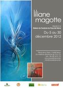 Exposition de mes oeuvres abstraites