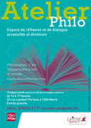 Atelier philo du mois d'avril 2013