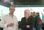 Le rendez-vous des écrivains de la région Verviétoise (oct 2012)