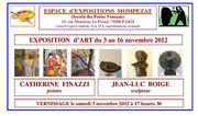 Exposition à la Société des Poètes Français