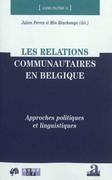 Les relations communautaires en Belgique
