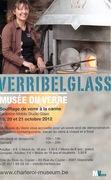 """""""VerreShow"""" au Bois du Cazier - Octobre 2012 + Lille"""