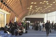 Les 28° biennales internationales de la Poésie au Palais des Congrès de Liège
