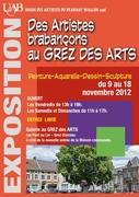 Exposition des artistes du Brabant wallon