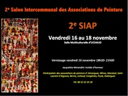 Jacqueline Morandini Invitée d'honneur au 2ème Salon SIAP (30)