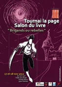 La Foire du Livre de Tournai la Page les 17 et 18 novembre 2012