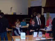 Beau succès au premier salon des auteurs et éditeurs de Charleroi