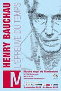 HENRY BAUCHAU, l'épreuve du temps